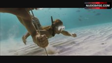 2. Jessica Alba Bikini Scene – Into The Blue