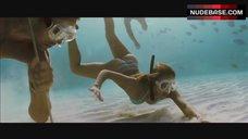 3. Jessica Alba Bikini Scene – Into The Blue