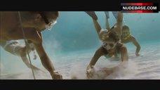 5. Jessica Alba Bikini Scene – Into The Blue