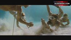 6. Jessica Alba Bikini Scene – Into The Blue
