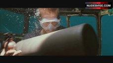 10. Jessica Alba Nip Slip – Into The Blue