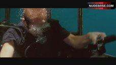 6. Jessica Alba Nip Slip – Into The Blue