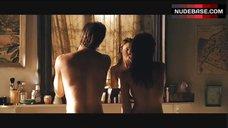 10. Jessica Alba Hot Scene in Bathroom – Awake