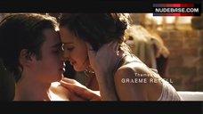 8. Jessica Alba Hot Scene in Bathroom – Awake