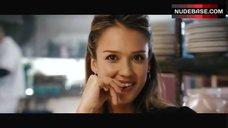 1. Jessica Alba Sexy – Awake