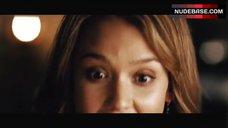10. Jessica Alba Sexy – Awake