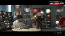 10. Jessica Alba in Sexy Lingerie – The Spoils Of Babylon