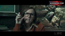 5. Jessica Alba in Sexy Lingerie – The Spoils Of Babylon