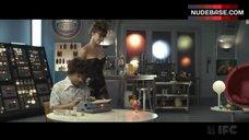 8. Jessica Alba in Sexy Lingerie – The Spoils Of Babylon