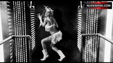 3. Jessica Alba Sexy Dancing – Sin City: A Dame To Kill For