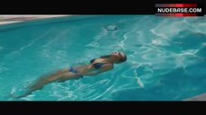 Jessica Alba Swiming in the Pool – Some Kind Of Beautiful