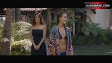 10. Jessica Alba in Blue Bikini – Some Kind Of Beautiful