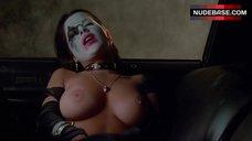 Kelly Monaco Topless Scene in Car – Idle Hands