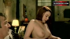 Georgina Cates Naked Boobs – An Awfully Big Adventure