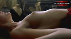 Georgina Cates Topless Scene – Illuminata