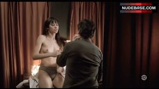 Olga Kurylenko Topless Scene – Le Serpent