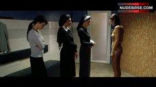 Olga Kurylenko Naked Scene – The Assassin Next Door