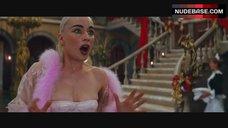 Diane Venora in Sexy White Corset – Romeo + Juliet