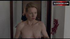 Sandra Huller Topless Scene – Toni Erdmann