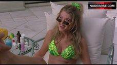 Tara Reid in Green Bikini – The Big Lebowski