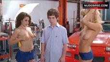 4. Cristin Michele Shows Nude Boobs in Porn Scene – Extreme Movie