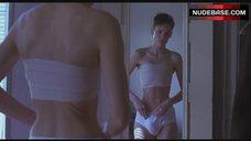 Hilary Swank Sporty Body in Lingerie – Boys Don'T Cry