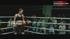 Hilary Swank In Sporty Lingerie – Million Dollar Baby