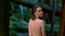Hilary Swank Topless in the Wood – Heartwood