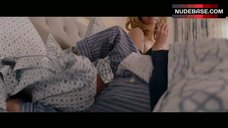 1. Leslie Mann Big Nude Tits during Breast Feeding – The Change-Up