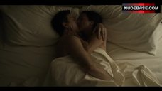 Molly Parker Sensual Sex Scene – House Of Cards