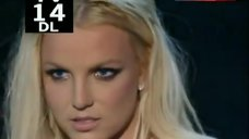 2. Britney Spears Shaking Breasts to Music – Mtv Video Music Awards