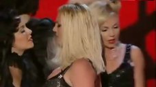 5. Britney Spears Shaking Breasts to Music – Mtv Video Music Awards