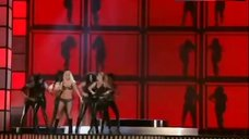 6. Britney Spears Shaking Breasts to Music – Mtv Video Music Awards