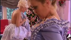 3. Holly Madison Getting Dressed – The Girls Next Door