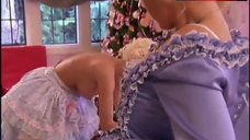 4. Holly Madison Getting Dressed – The Girls Next Door