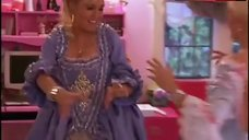 6. Holly Madison Getting Dressed – The Girls Next Door