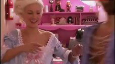 7. Holly Madison Getting Dressed – The Girls Next Door