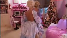 8. Holly Madison Getting Dressed – The Girls Next Door