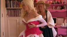 10. Holly Madison Dressing – The Girls Next Door