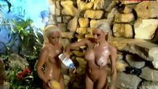 Holly Madison Naked in Shower – The Girls Next Door