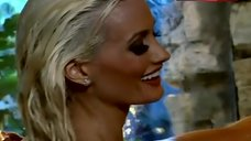 5. Holly Madison Naked in Shower – The Girls Next Door
