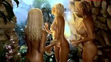 8. Holly Madison Naked for Photo Shoot – The Girls Next Door