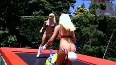 1. Holly Madison Ass Scene – The Girls Next Door