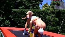 3. Holly Madison Ass Scene – The Girls Next Door
