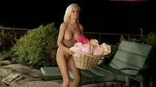 4. Holly Madison Full Frontal Nude – The Girls Next Door