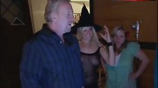 6. Bridget Marquardt in Sexy Witch Costume – The Girls Next Door