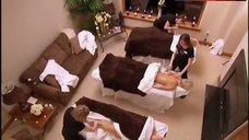 6. Bridget Marquardt Hot Massaging – The Girls Next Door