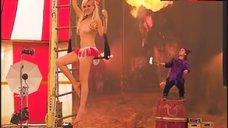 5. Bridget Marquardt Nude Photo Soot in Circus – The Girls Next Door