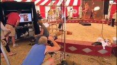 6. Bridget Marquardt Nude Photo Soot in Circus – The Girls Next Door