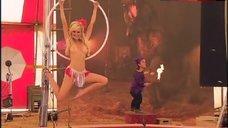 8. Bridget Marquardt Nude Photo Soot in Circus – The Girls Next Door